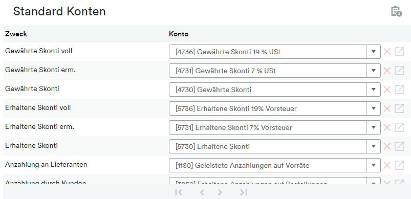 Standard Konten (4)