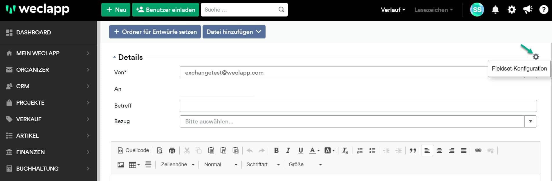 emails Changelog News