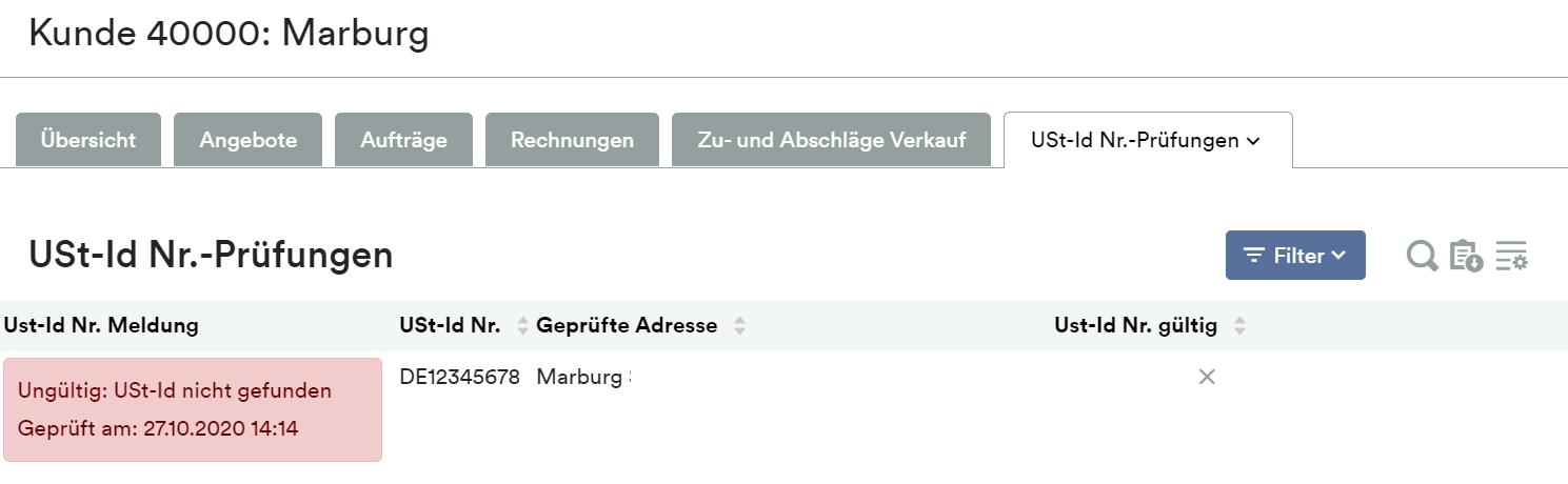 UST Marburg